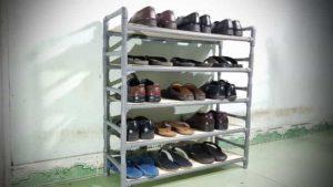 вместительная полочка для обуви