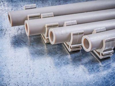 клипсы для пластиковых труб