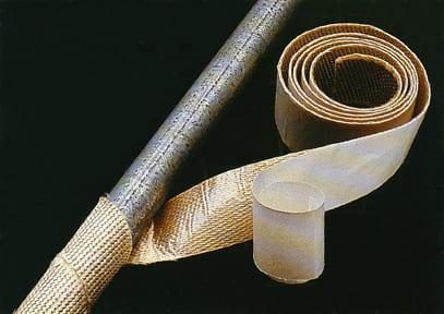 Изоляция трубы лентой