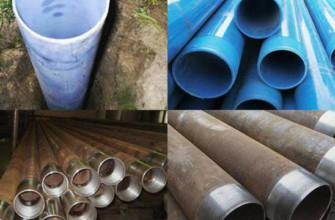 Обсадные пластиковые трубы в водяных скважинахобсадных пластиковых трубах в водяных скважинах