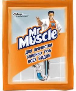 Гранулы Мистер Мускул