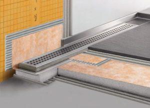 металлическая решетка в полу
