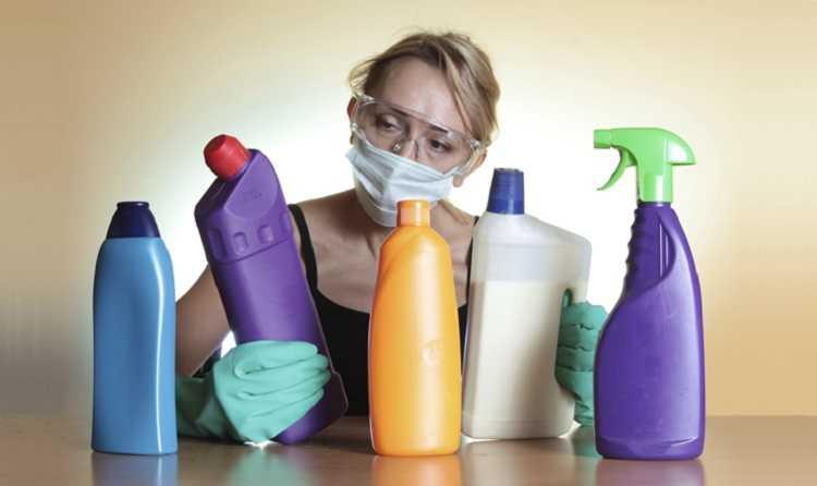Химические средства для канализации