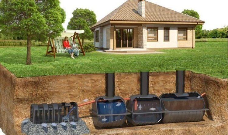 Обустройство канализационной системы