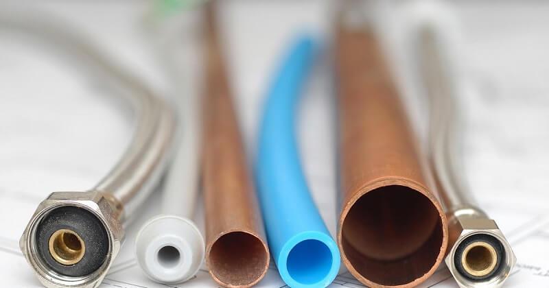 Виды трубопроводов для водоснабжения