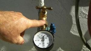 Теплоизоляция под высоким давлением
