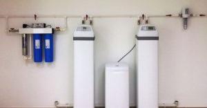 система очистки питьевой жидкости