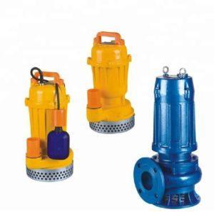 Погружные насосы эжекторного типа для канализации