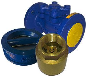 Разновидности арматуры для водоснабжения и канализации