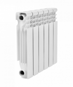6-секционная алюминиевая батарея