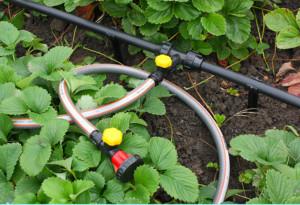 Пример летнего водопровода