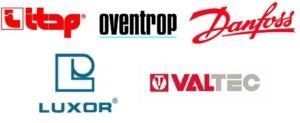 Логотипы популярных производителей
